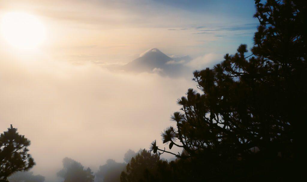 Acatenango sunrise