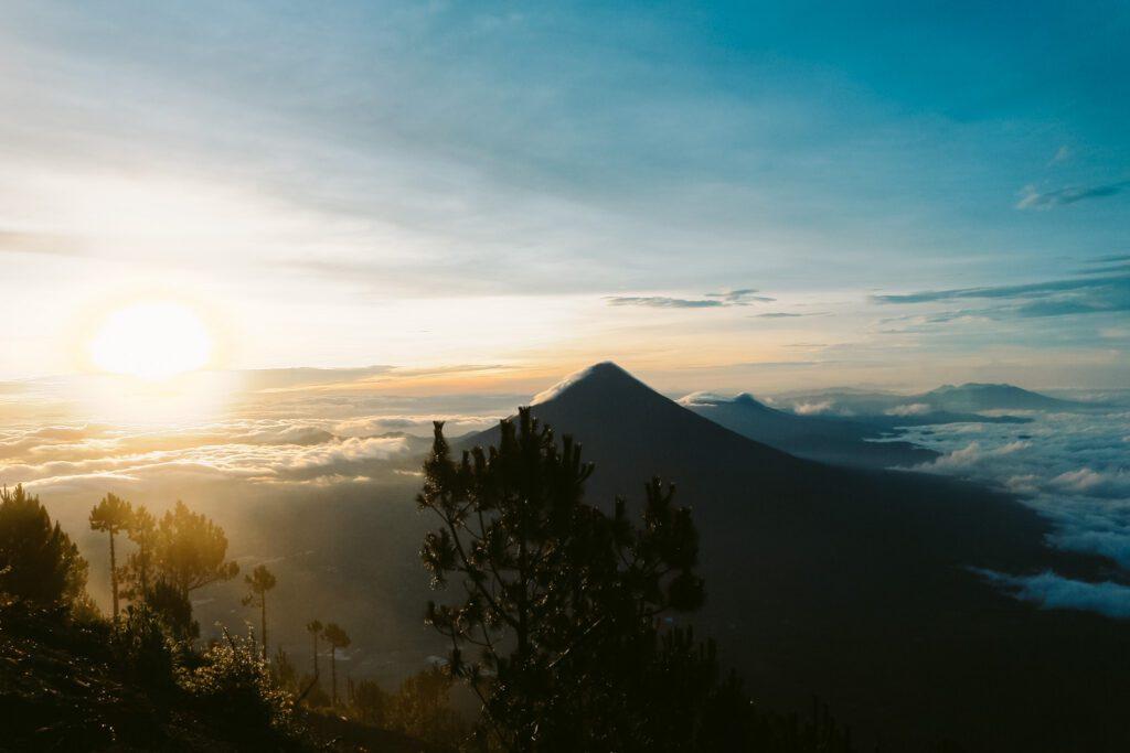 Acatenango view