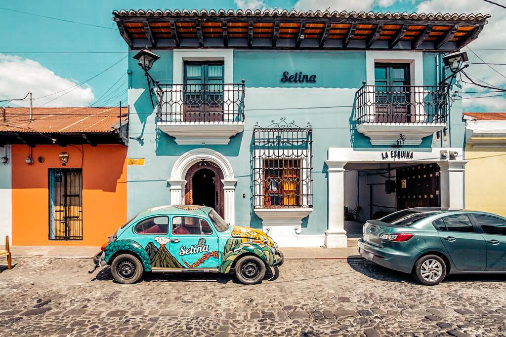 Guatemala hotel
