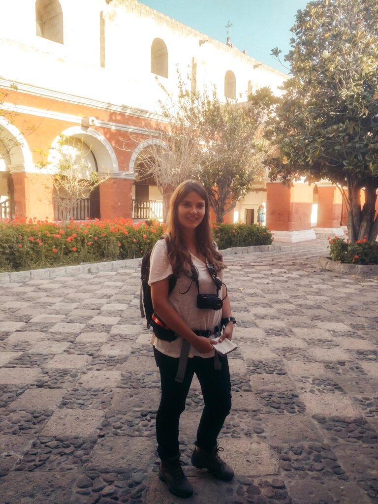 Arequipa Santa Catalina Monastery