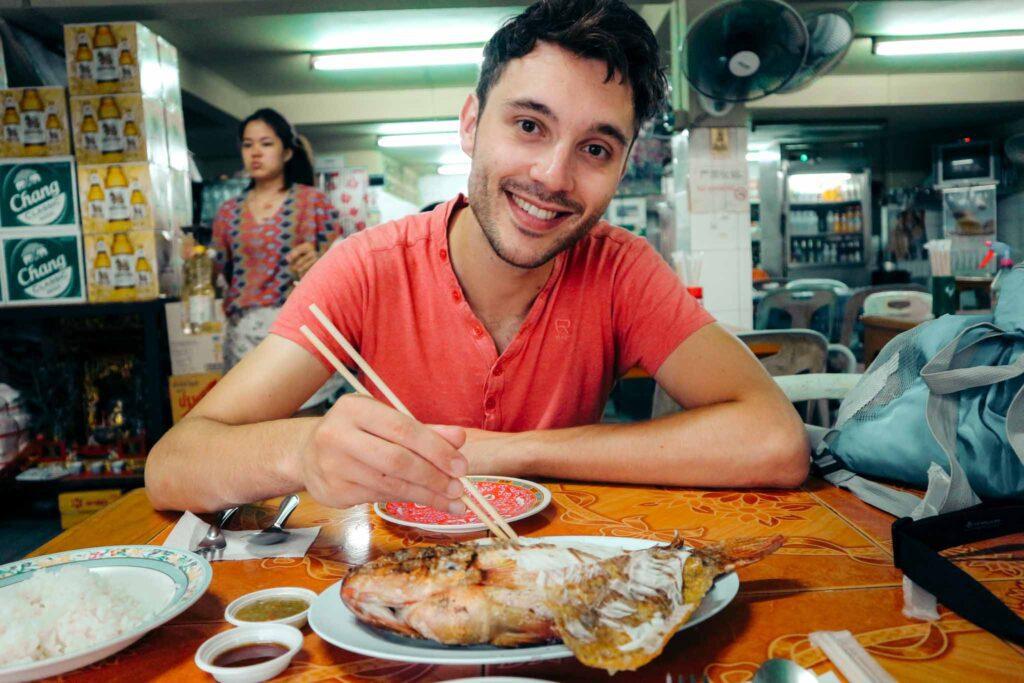 Chiang Mai food