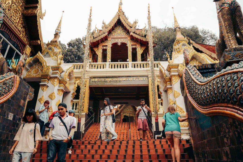 Chiang Mai temple