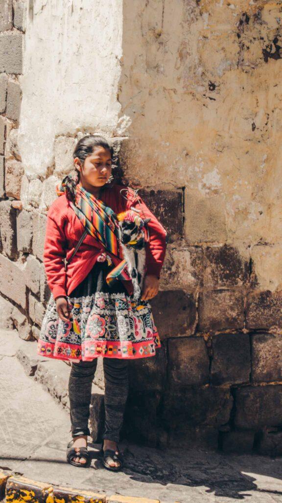 Cusco local