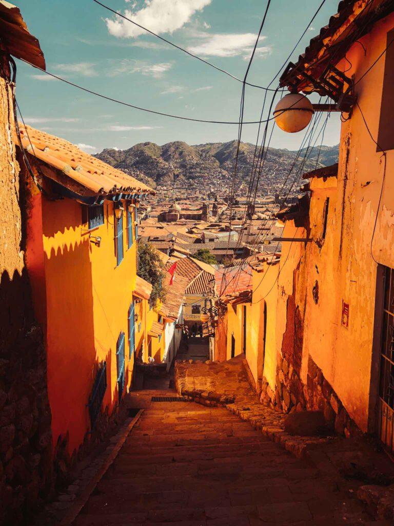 Cusco viewpoint