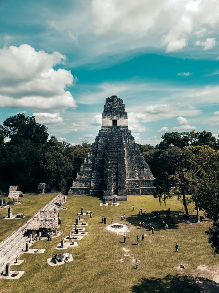 Flores Tikal