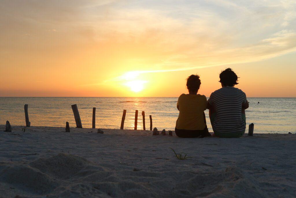 Isla Holbox sunrise