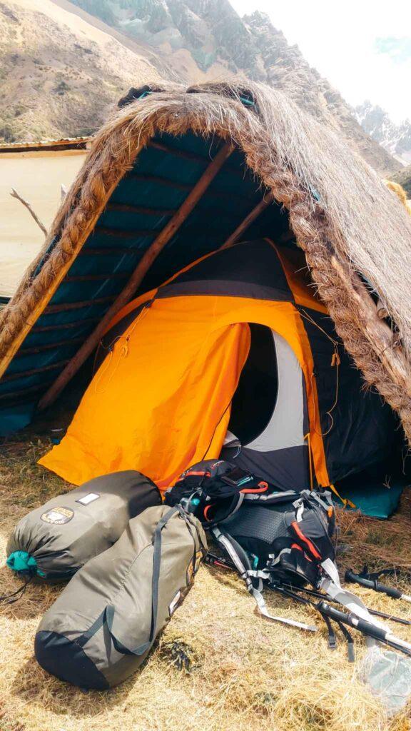 Salkantay accommodation