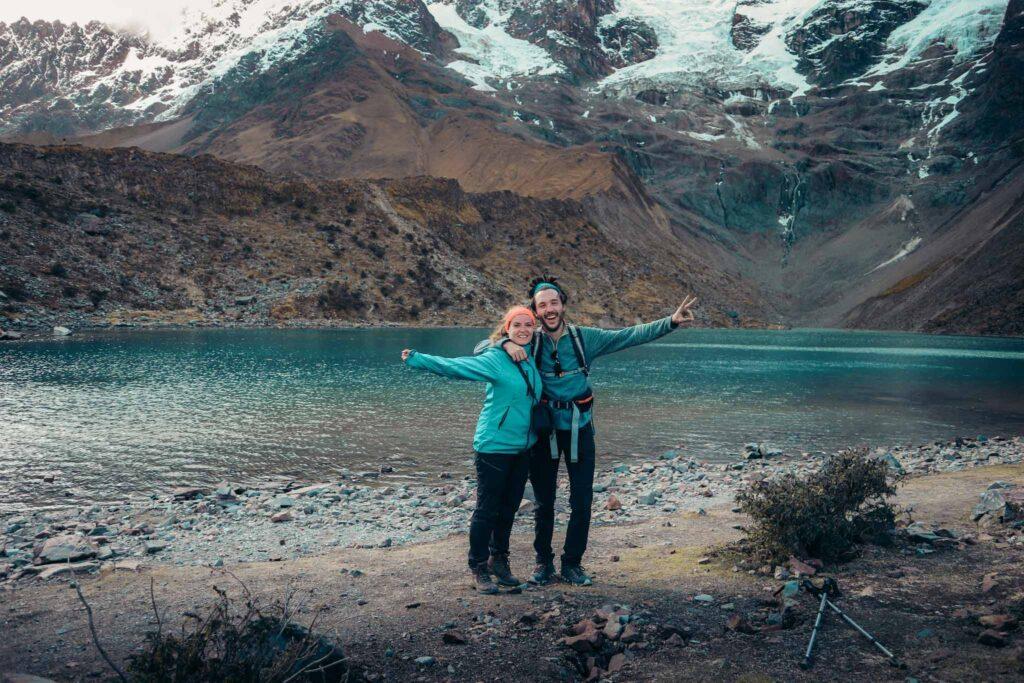 Salkantay humantay lake