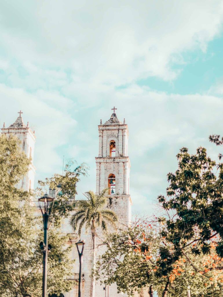Valladolid church