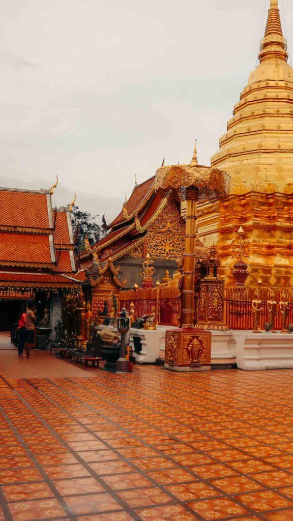 Wat Phra That Doi Sethep