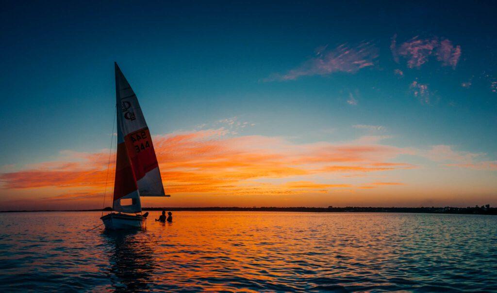 bacalar boat trip