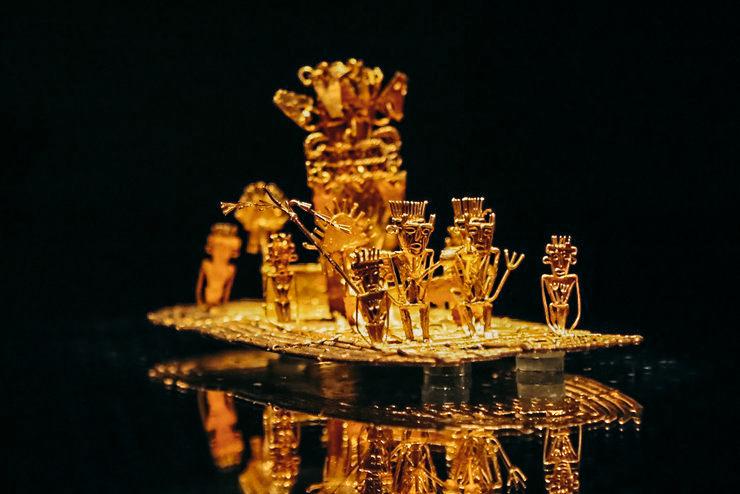 bogota gold