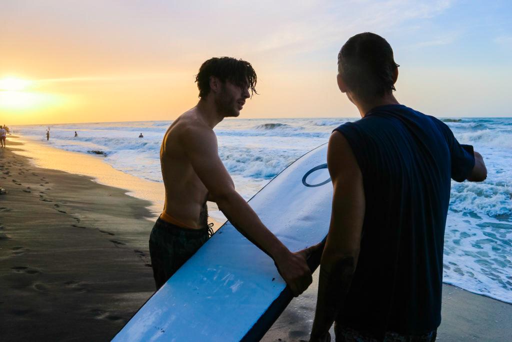 palomino surf lesson