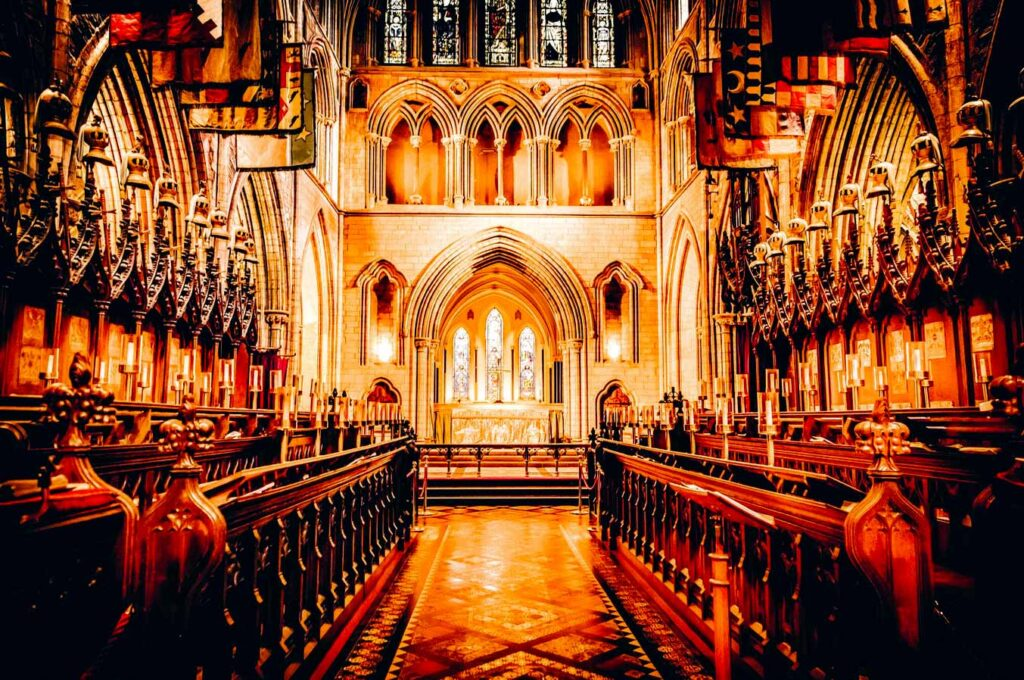 Dublin St. Patrick's Cathedral