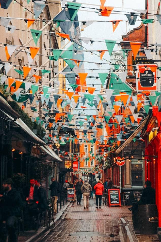 Dublin street