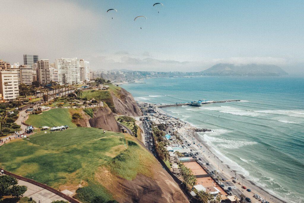 Lima sightseen