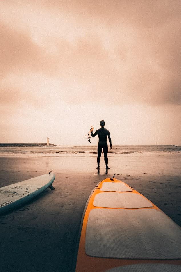 Lima surfing