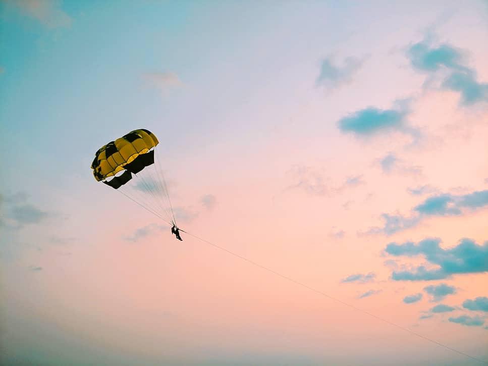 Lima paragliden