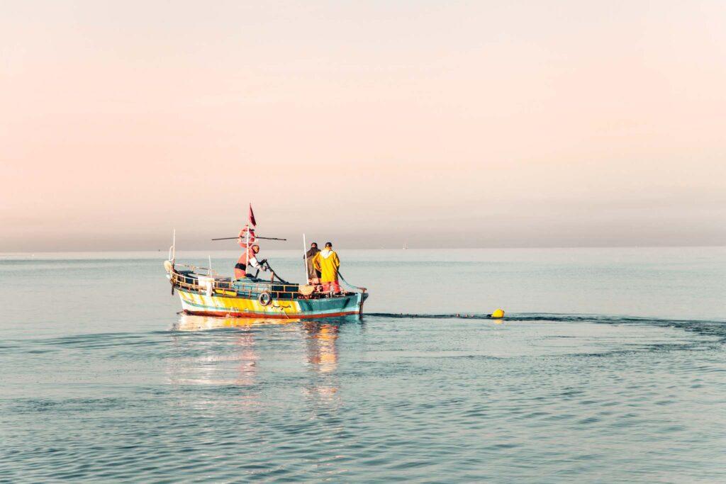 santa marta fishermen