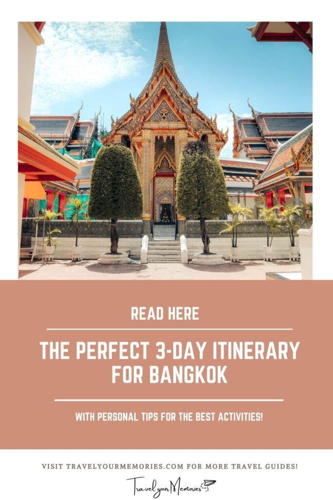 things to do at bangkok pin II