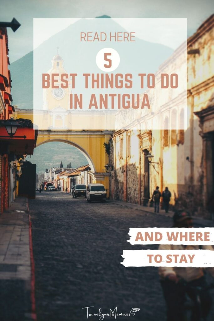 things to do in Antigua Pin I