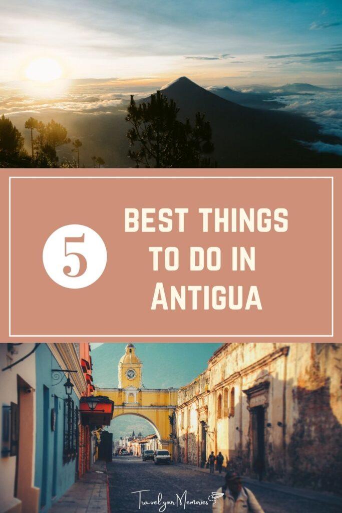 things to do in Antigua Pin III