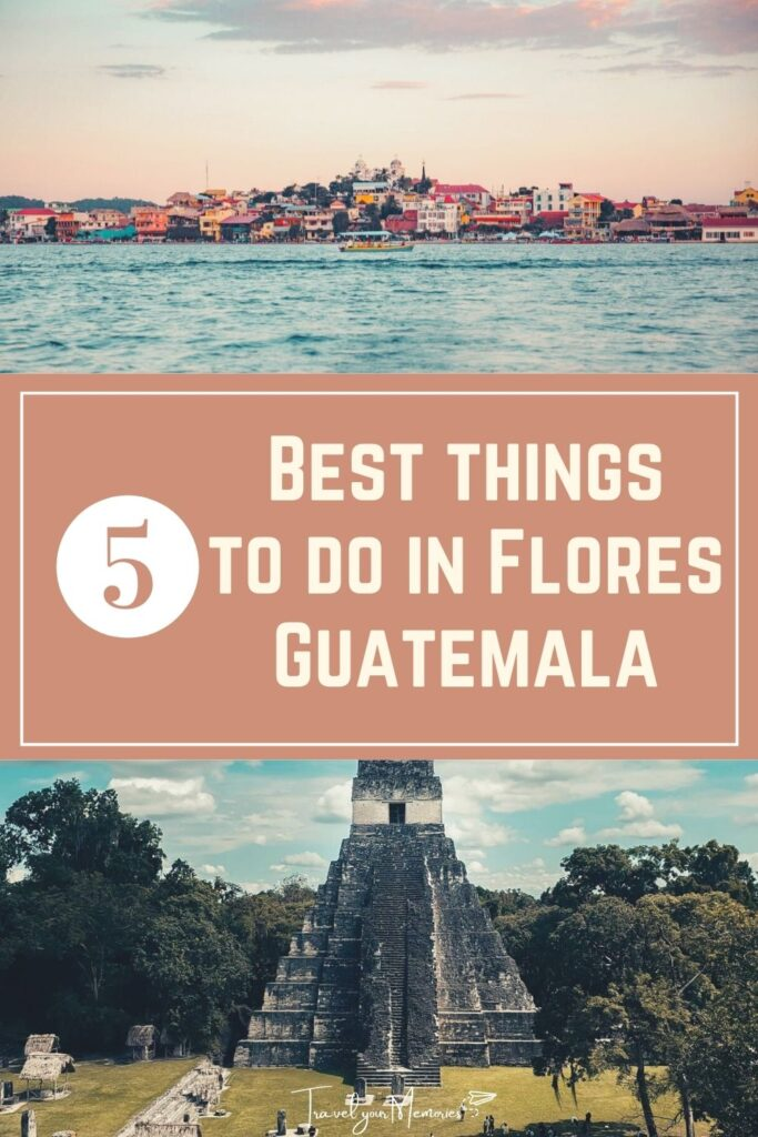 things to do in Flores Pin I