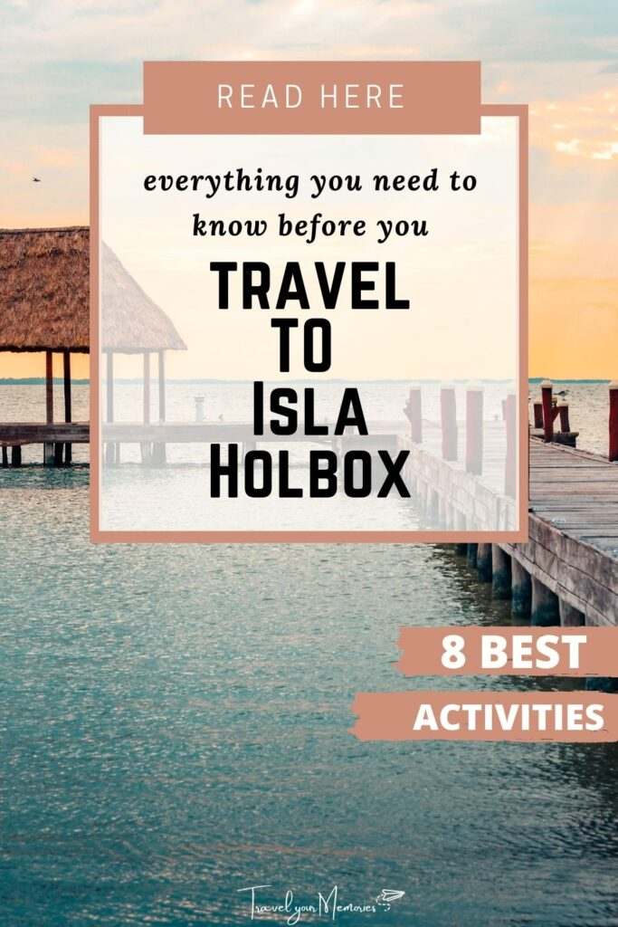 things to do in Isla Holbox pin I