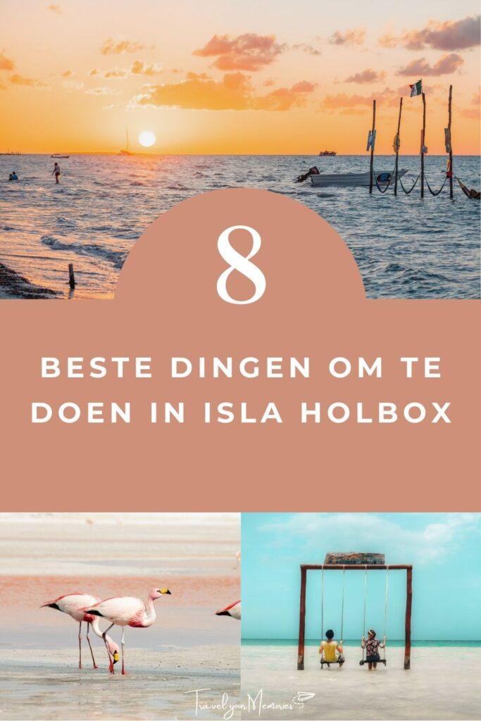wat te doen in Isla Holbox pin III