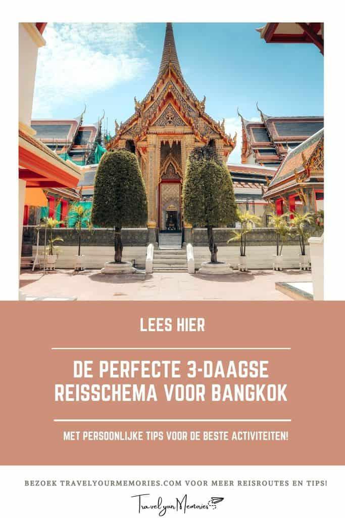 Wat te doen in Bangkok Thailand? De beste 3-daagse reisschema