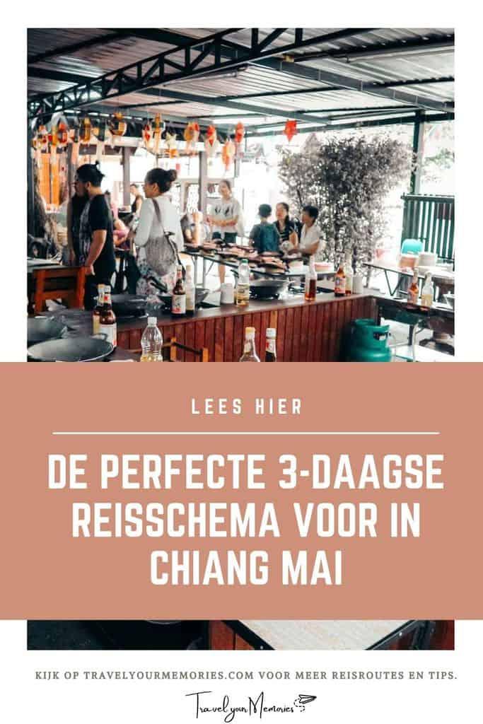 Wat te doen in Chiang Mai in Thailand? Lees de perfecte 3-daagse reisschema hier!
