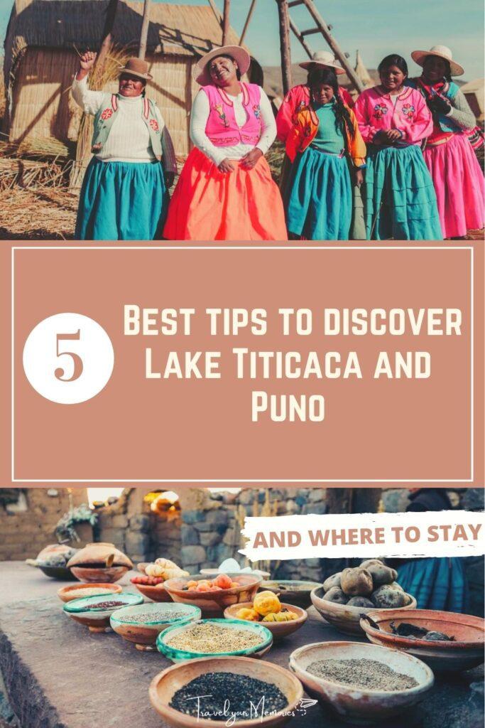 Lake Titicaca Pin I
