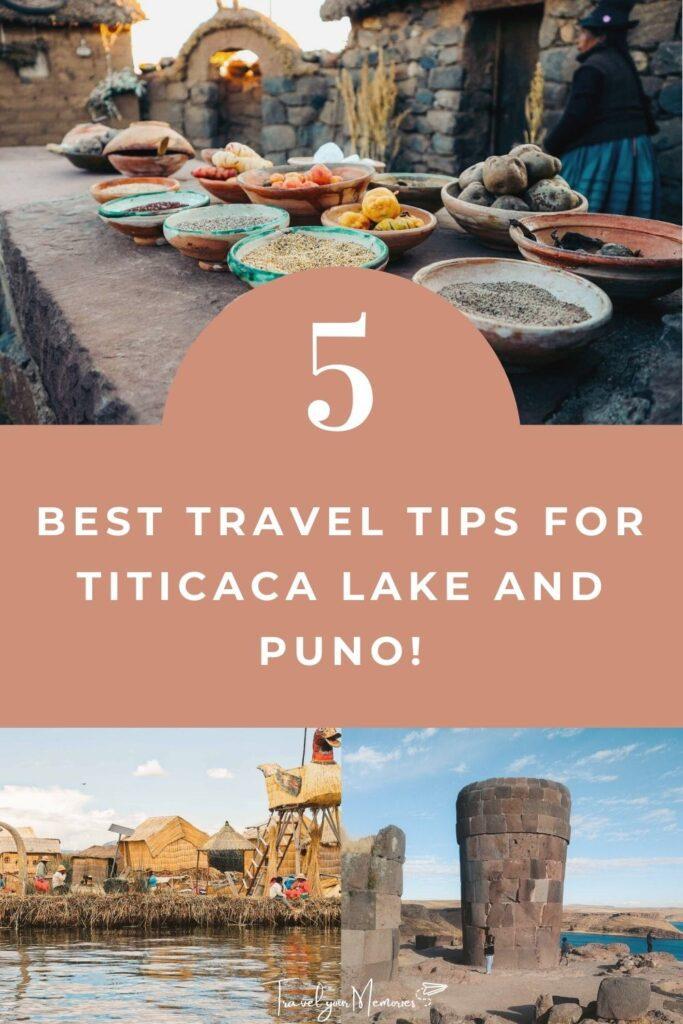 Lake Titicaca Pin II