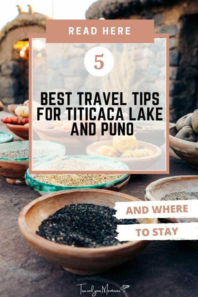 Lake Titicaca Pin III