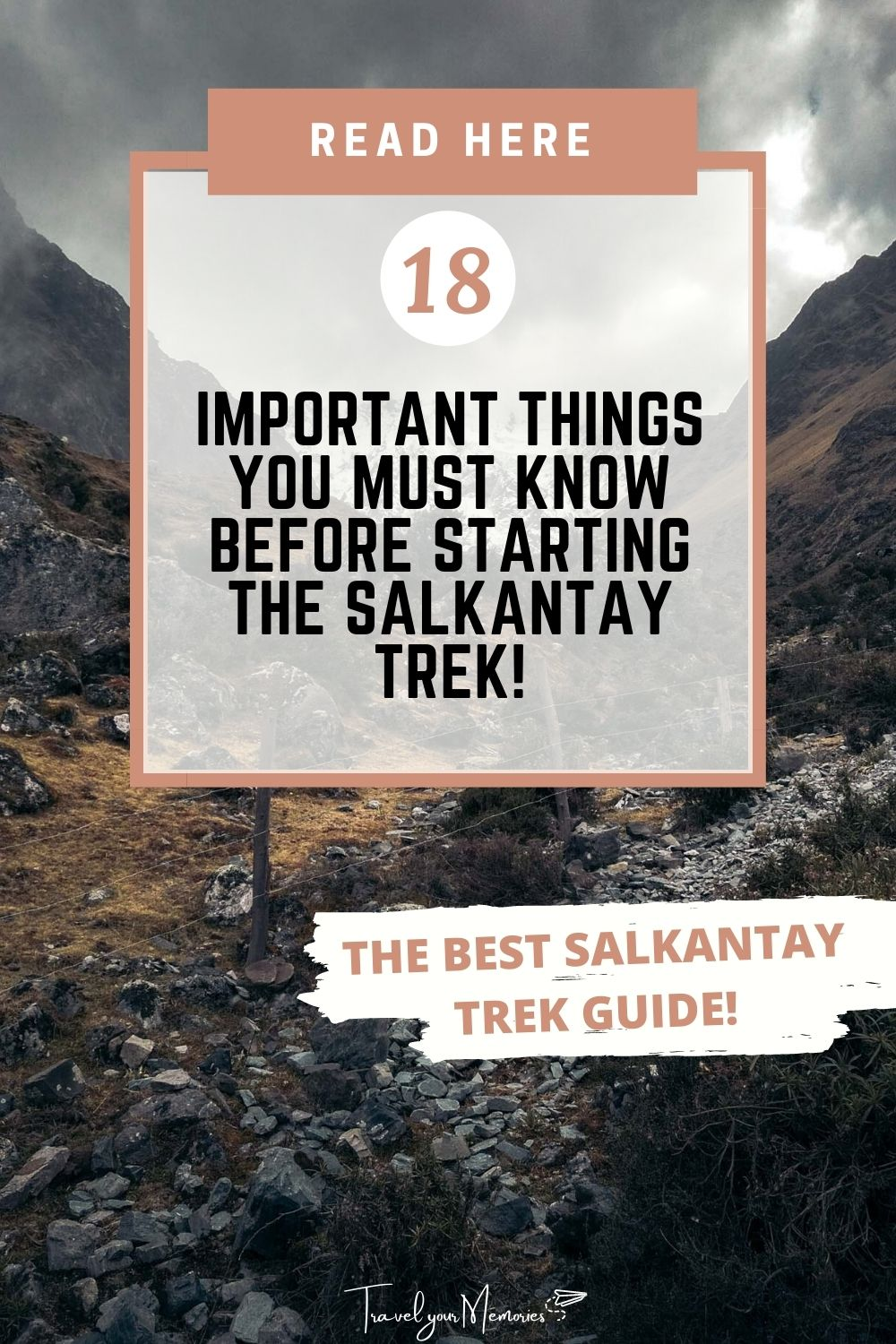 The complete Salkantay trek guide: 18 essential things you need to know
