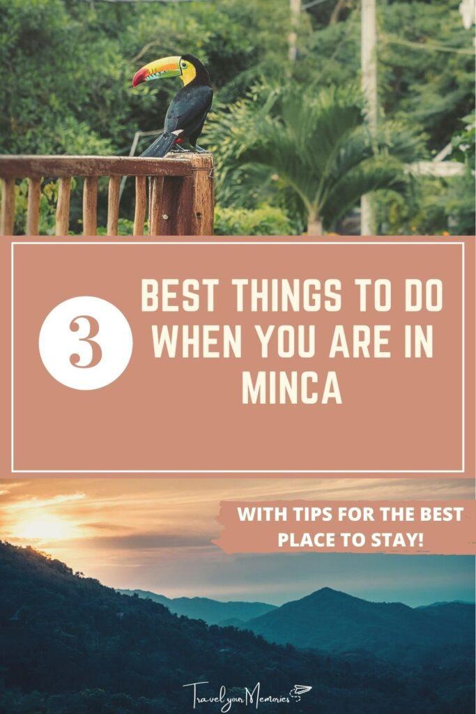 Things to do in Minca Pin III