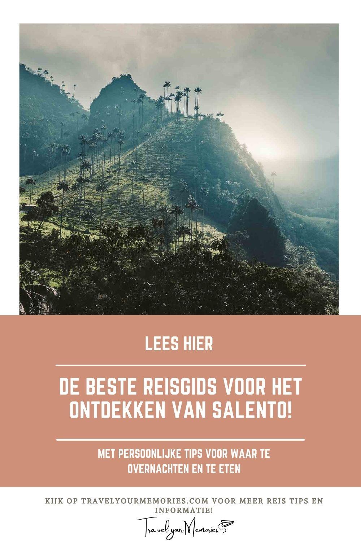 #1 Ultieme reisgids om Salento in Colombia te ontdekken