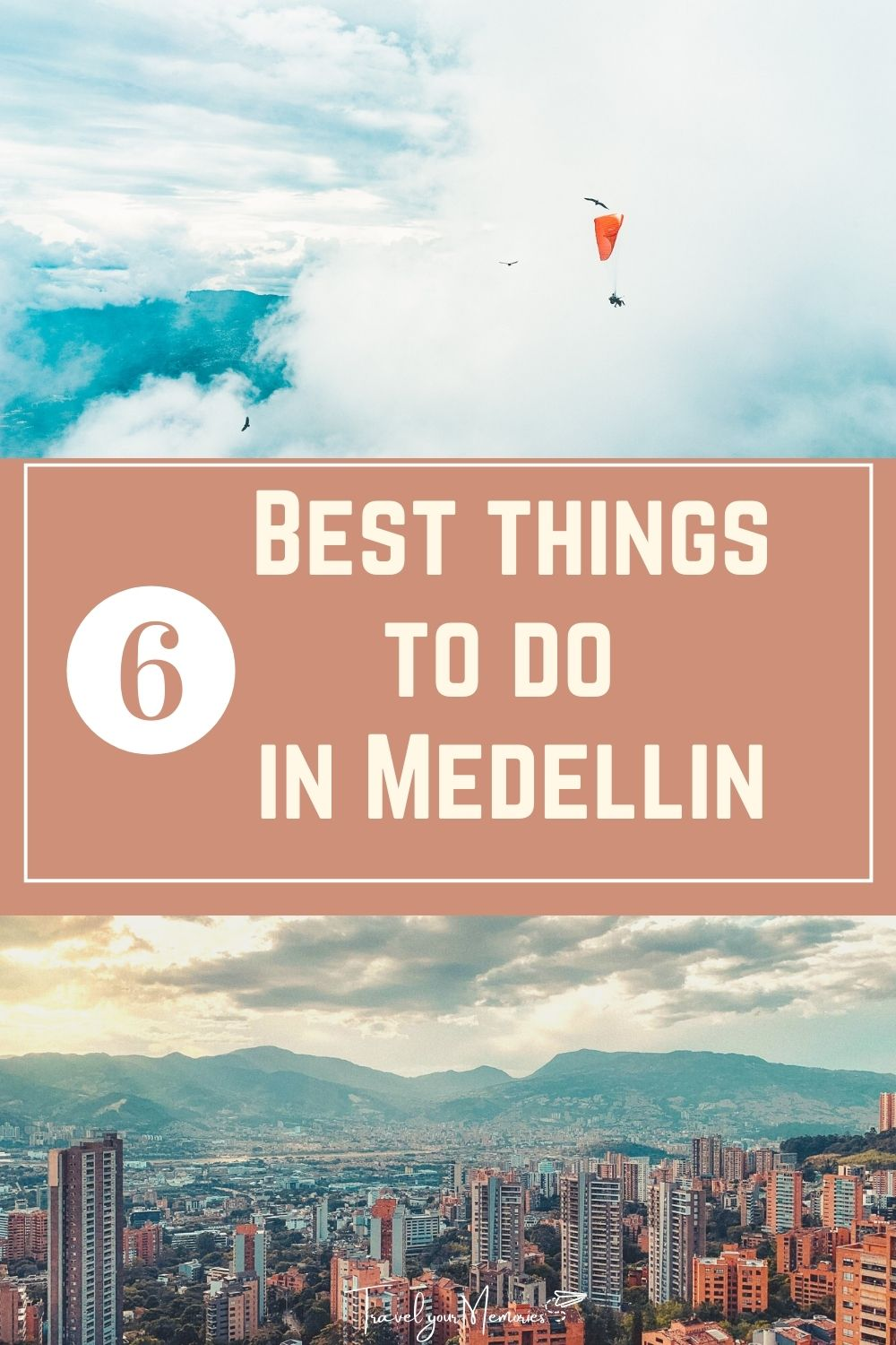 things to do in Medellin pin II