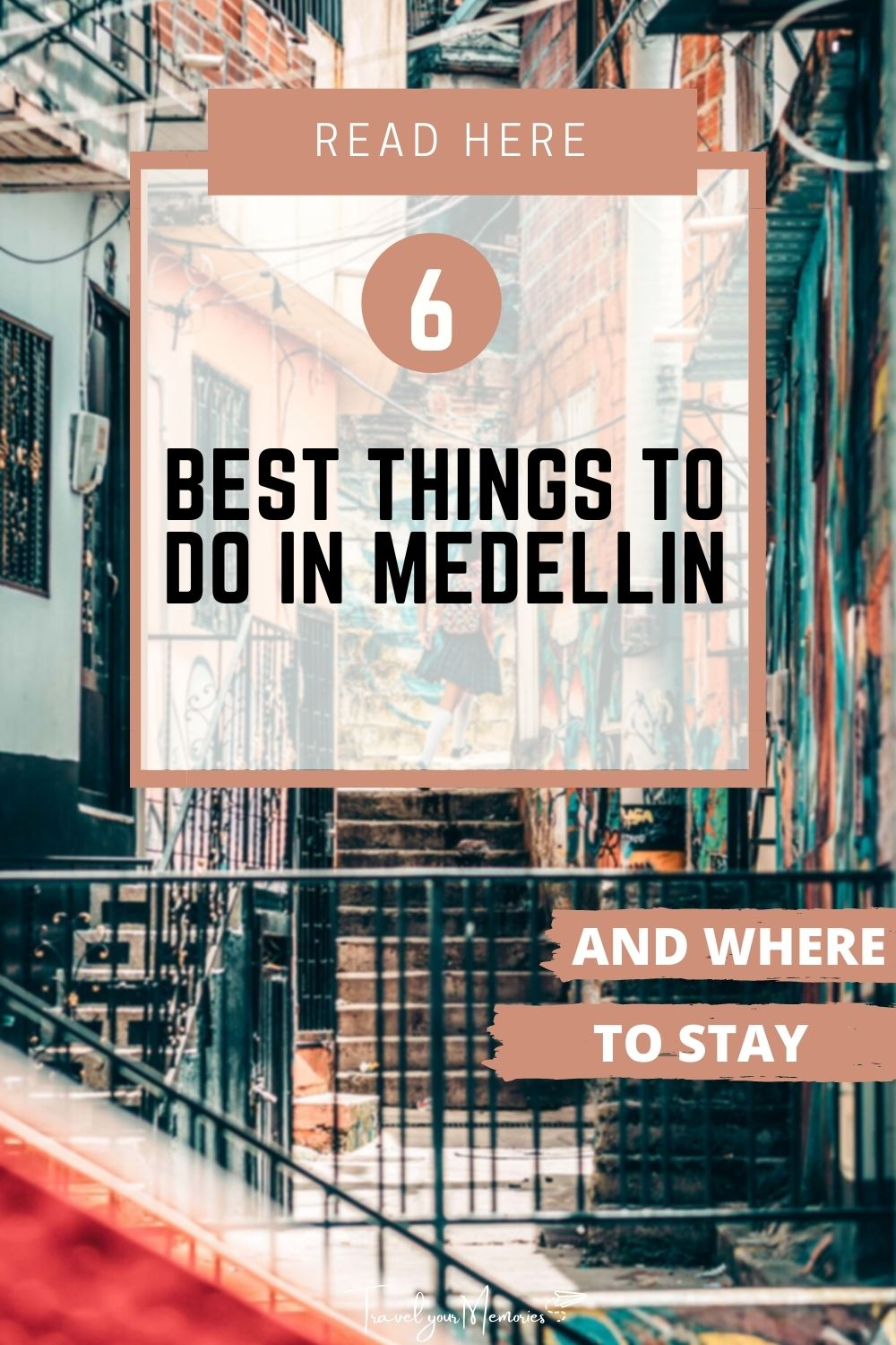 things to do in Medellin pin III