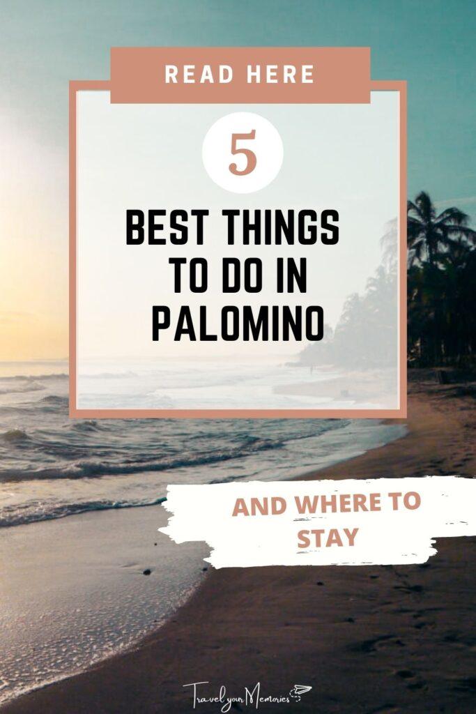 things to do in Palomino Pin I