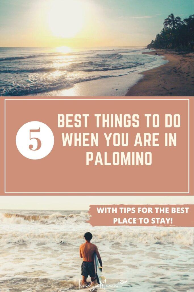 things to do in Palomino Pin II