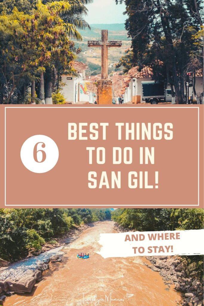 things to do in San Gil pin II