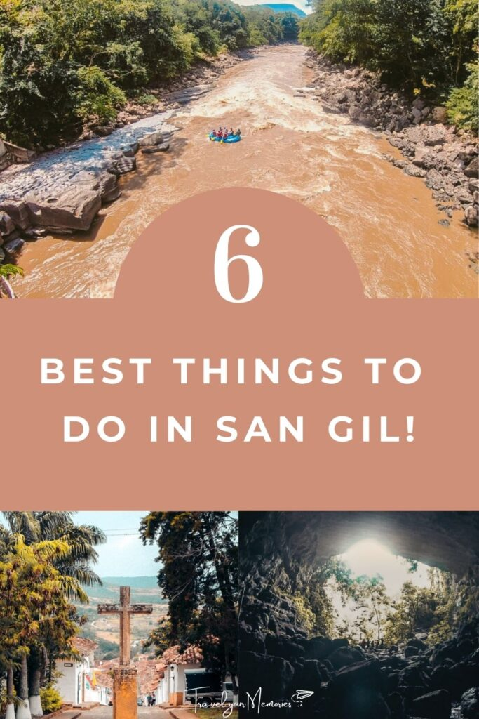 things to do in San Gil pin III