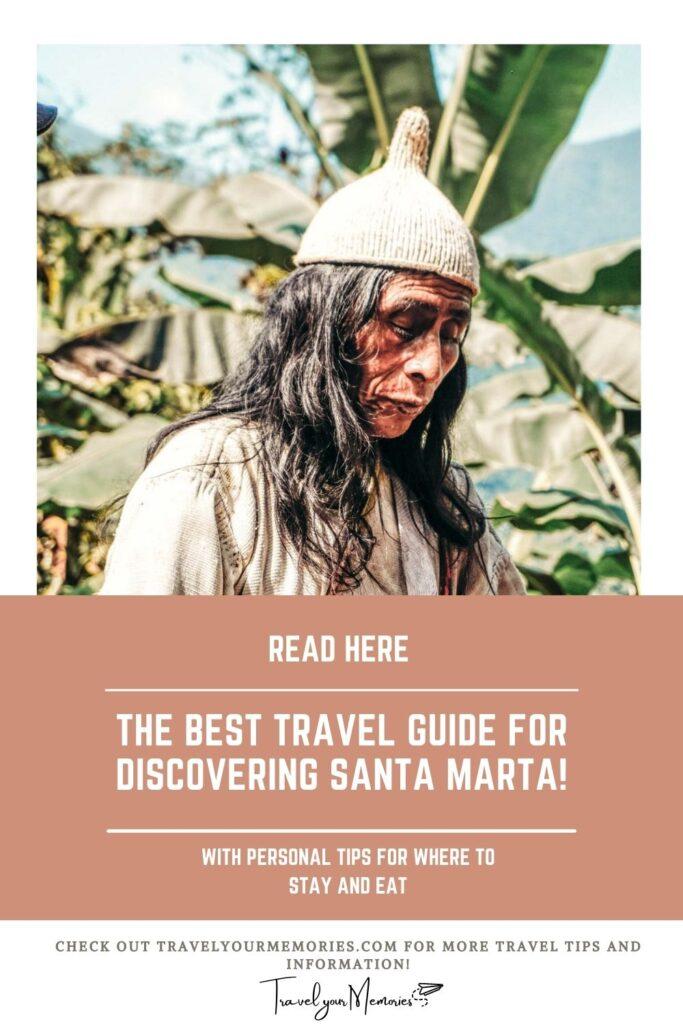 things to do in Santa Marta Pin III