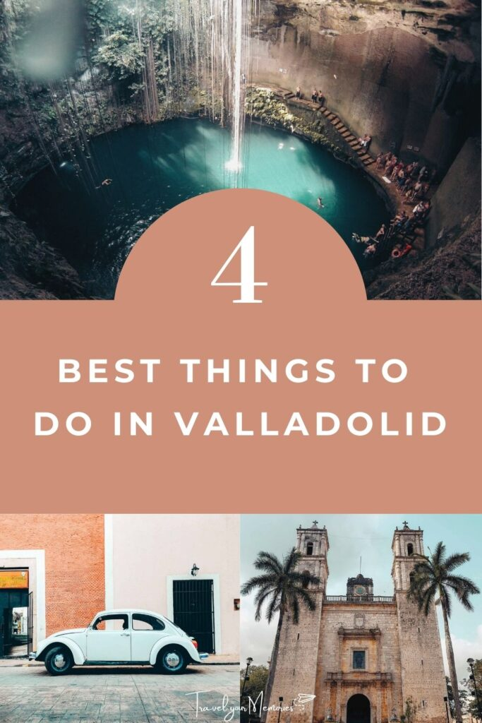 things to do in Valladolid pin III