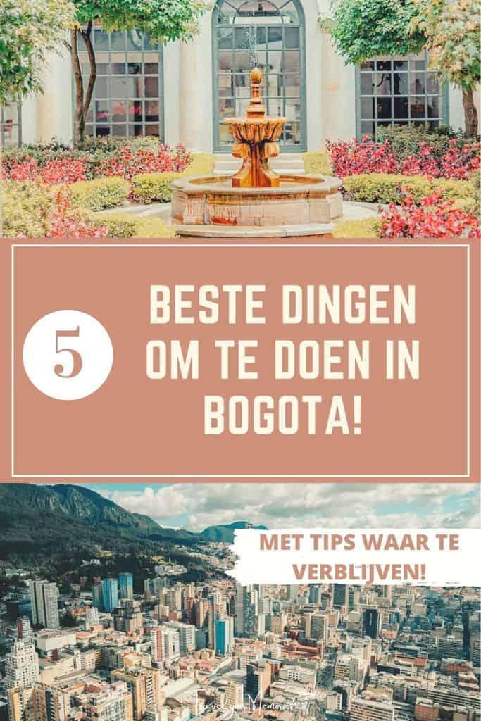 Reisgids Bogota Colombia   6 leukste dingen om te doen