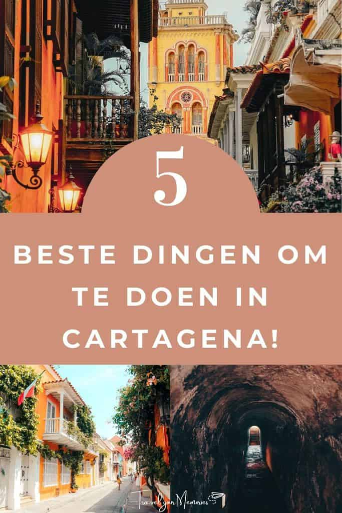 Reisgids Cartagena Colombia + tips