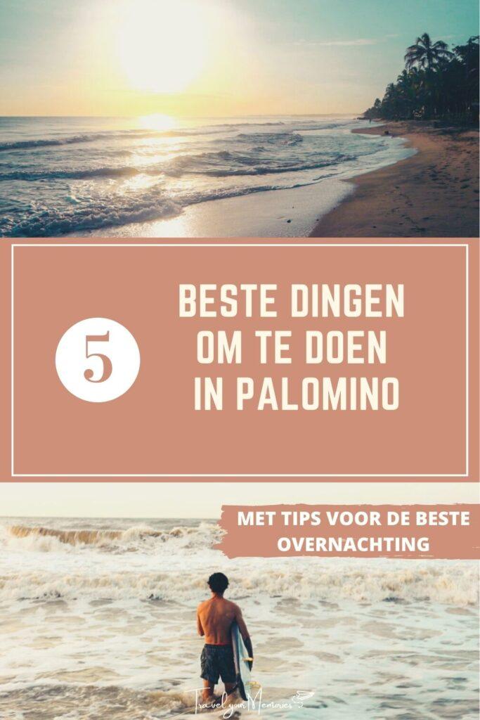 wat te doen in Palomino Pin I