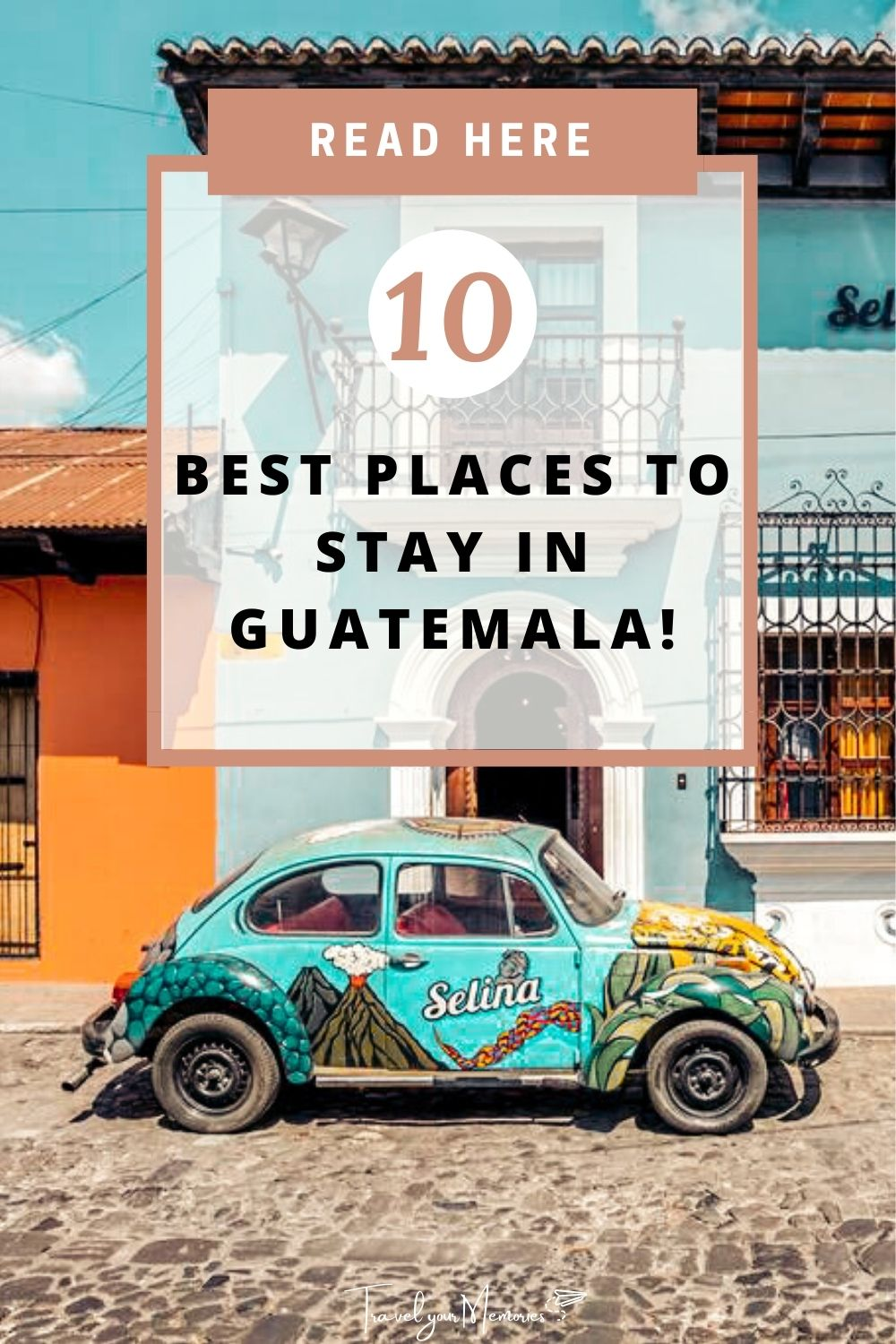 Best places to stay in Guatemala