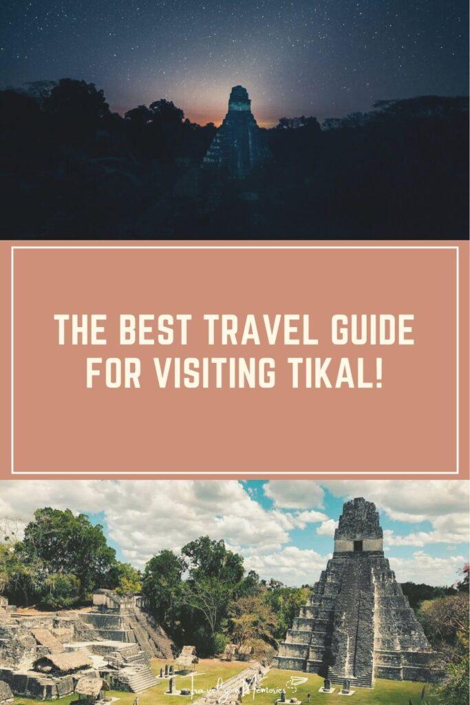 Tikal guide pin I